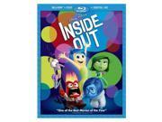 INSIDE OUT (2015/BLU-RAY/DVD/DIGITAL HD/3 DISC) 9SIA12Z4K70926