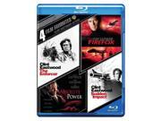 4 FILM FAVORITES-CLINT EASTWOOD ACTION (BLU-RAY/4 DISC) 9SIA12Z4K95867