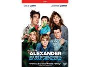 ALEXANDER & THE TERRIBLE HORRIBLE NO GOOD VERY BAD DAY (DVD) 9SIA12Z4V16829