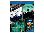 4 FILM FAVORITES-MATRIX COLLECTION (BLU-RAY/4 DISC) 9SIA12Z4KB7585