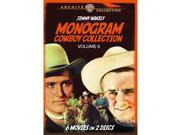 Monogram Cowboy Collection Volume 6 Jimmy Wakely (2 Disc Set) DVD Movie 1946-49 9SIA12Z6D45011