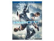 INSURGENT (BLU RAY W/DIGITAL HD) (WS/ENG/ENG SUB/SPAN/SPAN SUB/ENG SDH/2.0 9SIA12Z6D83178