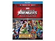 ULTIMATE AVENGERS COLLECTION (BLU-RAY/2-DISC/3 MOVIES/REPACKAGE) 9SIA12Z6D83291