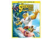 SPONGEBOB MOVIE-SPONGE OUT OF WATER (BLU RAY/DVD W/DIGITAL HD COMBO) 9SIA12Z6D82303