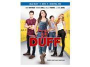 DUFF (BLU RAY/DVD W/DIGITAL HD) (WS/ENG/ENG SUB/SPAN SUB/ENG SDH/5.1 DTS) 9SIA12Z6D81808