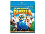 ADVENTURES IN ZAMBEZIA BLU RAY/DVD COMBO 2PK  (1.33:1) 9SIA12Z6D83455