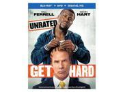 GET HARD (BLU-RAY/DVD/ULTRA VIOLET/HD/UNRATED/2 DISC) 9SIA12Z4K57515