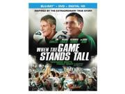 WHEN THE GAME STANDS TALL (BLU-RAY/DVD COMBO/ULTRAVIOLET/WS 1.85/DD5.1) 9SIA12Z6D83258