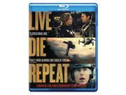 LIVE DIE REPEAT-EDGE OF TOMORROW (BLU-RAY/DVD COMBO/DHD/2 DISC) 9SIA12Z4K80989