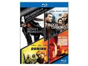 4 FILM FAVORITES-ACTION THRILLERS (BLU-RAY/4 DISC) 9SIA12Z4K51328