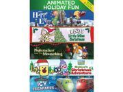 ANIMATED HOLIDAY GIFTSET (DVD/5 DISC) 9SIA12Z6XX6812