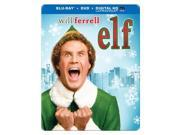 ELF (2003/BLU-RAY/DVD/UV/10TH ANNIVERSARY/2 DISC/STEELBOOK) 9SIA12Z4V02233