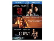 TIME TO KILL/PELICAN BRIEF/CLIENT (BLU-RAY/3FE) 9SIA12Z4K83188