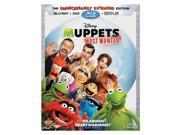 MUPPETS-MOST WANTED (BLU-RAY/DVD/DC/2 DISC COMBO) 9SIA12Z4K73880
