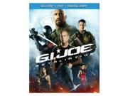 GI JOE-RETALIATION BLU RAY/DVD COMBO W/DIGITAL COPY 9SIA12Z6HE8473