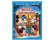 MICKEYS CHRISTMAS CAROL-30TH ANNIVERSARY-SPECIAL EDITION (BLU-RAY/DVD/DC) 9SIA12Z4V00464