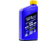 Royal Purple 01041 XPR Race Racing Synthetic Motor Oil 10W40 1 Quart