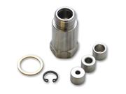 Vibrant 11621 Oxygen Sensor O2 Restrictor Fitting Adjustable