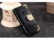 Bling Wallet Luxury PU Leather Magnetic Flip Cover Case For Samsung Galaxy Note 3 III All Models & Carriers