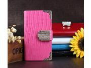 Fashion Luxury Bling Shining Wallet Crystal lizard Leather sheath for Samsung Galaxy Note 3 III N9000 Bags Diamond Cover - Choose From 5 Color Options