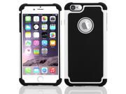 Shockproof Rugged Hybrid Rubber Hard Cover Case For iPhone 6 Plus 5.5''