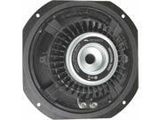 High power subwoofer recommended for vented horn loaded enclosures.