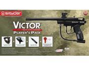 Spyder Victor Player's Pack - Black