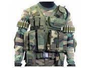 Rap4 Tactical Ten Modular Paintball Vest - Camo - Regular