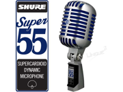 Shure SUPER 55 SUPER55 Elvis Mic 55SH Microphone NEW