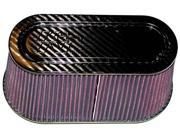 K&N Filters RP-5115 Universal Air Cleaner Assembly