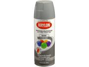 Krylon 53551 Classic Gray Interior Exterior Decorator Paints