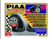 PIAA 85110 SPORTSHORN KIT 400hz + 500hz, 115dB