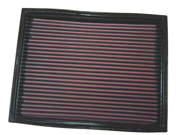 K&N Filters Air Filter 9SIV04Z4XM0562