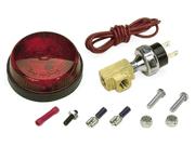 Moroso Performance Low Oil Pressure Warning Light