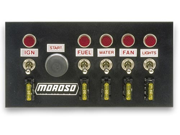Moroso Performance Toggle Switch Panel
