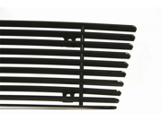 Carriage Works 41233 Billet Grille  Black  [Grille shell opening open across the