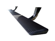 AMP Research 75113-01A Power Step with Light Kit Black