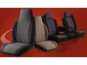 FIA OE38-16 GRAY OE Front 40/20/40 Seat Cover Gray