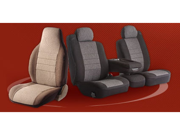 FIA OE37-26 GRAY OE Front Bucket Seat Cover Gray