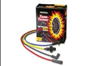Pertronix 808207 Spark Plug Wires 8.0 Custom HEI Black GM