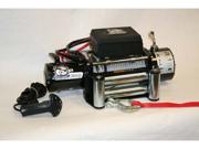 Bulldog Winch 10001 8000lb Winch with 5.2hp Series Wound Motor, Roller Fairlead