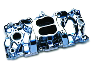 Professional Products 52008 SB Chevy Cyclone (EGR) Manifold  Polished