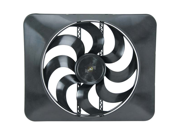 Flex-a-lite Black Magic Electric Fan