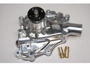 PRW 1430210 Aluminum Hi-Performance Water Pump  Polished