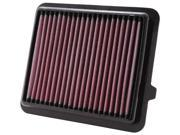 K&N Filters 33-2433 Air Filter 9SIAADN3V54379