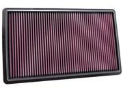 K&N Filters 33-2432 Air Filter 9SIA78D4NG1551
