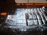 "Hushmat 10800 Super Bulk Kit Contains (9) 18"" x 32"" Ultra Damping Sheets"