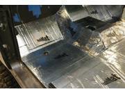 Hushmat 10151 Ultra Insulating/Damping Material Starter Kit - (4) 12in x 12in -