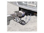 Curt 80151 Trailer Safety Cable- 5000 Lb Cap.