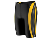 Speedo Rapid Splice Jammer Male Black/Gold 28